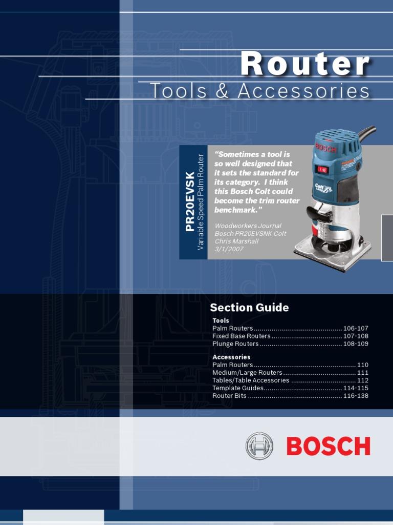 Bearing Enlarger Bosch NMB004 1//2 In