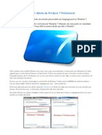 Windows 7 Professional ( Alterando Idioma )