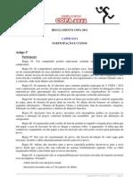 Regulamento COPA 2011