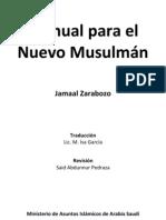 Manual para el Nuevo Musulmán