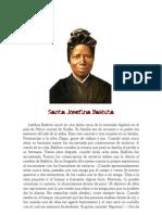 06.Santa Josefina Bakhita