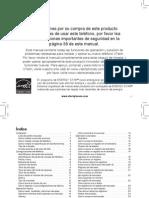Vtech Cordless Phone 6032 Spanish User's Manual