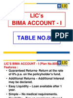 Bima Account I_805