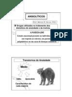 Farmacologia - Ansiolíticos - 2008