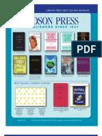Spring 2011 Retail Book Catalog