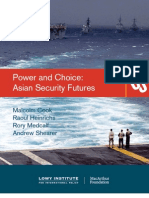 Asian Security Futures