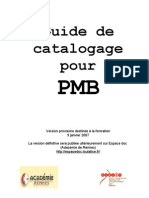 Guide Catalog Age Pmb