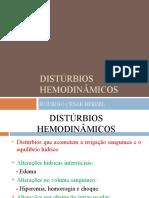 Distúrbios+hemodinâmicos