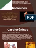 cardiotónicos