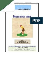 Momentum Impuls Dan Tumbukan Ebook
