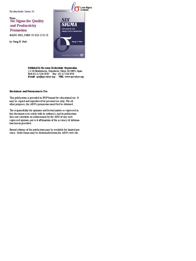 Six Sigma Book Normal Distribution 1999 Chrysler T 038 C Limited 38 Digital Transmission Fuse Box Diagram