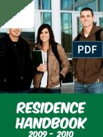 Alg Residence Handbook