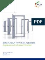 India Asean Fta