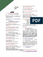 Dicionario Medicamentos Controlados