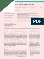 Escalas de valoración del riesgo de desarrollar úlceras por presión - Articulo