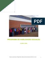 Programa de des Sociales