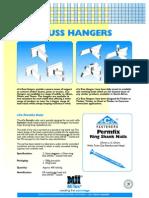 eCo Truss Hangers