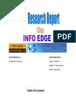 Arjun Research Report