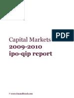 Capital Market Report- 2009-10