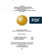 SISTEM INFORMASI PENILAIAN SMK DENGAN  BORLAND DELPHI 7