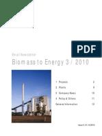 Biomass News