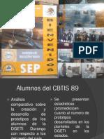 "CBTIS 89 ""Prototipos 2011"""