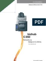 bizhubC350