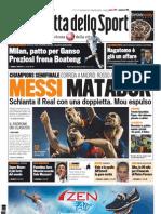 gazzetta 28/04/2011