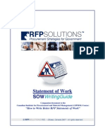 Statement of Work (SOW) Writing Guide2-RFPSolutions