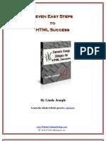SevenEasyStepstoHTMLSuccess_version09