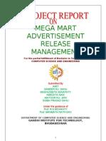 Mega Mart Project