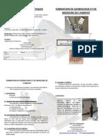 Formation géobiologie 2011