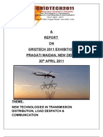 A Report on Grid Tech Exhibition