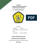 Kumpulan Contoh Laporan Hasil Prakerin Smk Tata Boga Kumpulan Laporan Keuangan Excel Download