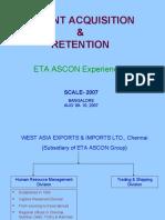 Jafer Talent Acquisition Talent Retention[1]