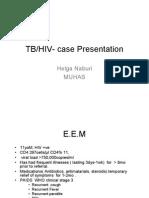 Naburi TB Case Presentation