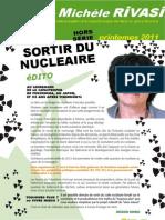 Newsletter Spéciale Nucléaire