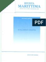 Intelligence Creativa (Rivista Marittima)
