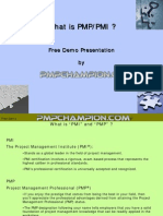 What is PMP