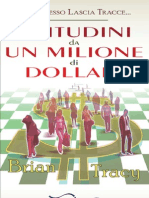 53930611 Brian Tracy Abitudini Da Un Milione Di Dollari