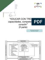 Educar Con Tres Ces (II Parte)