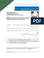 Khutbah Jum'at 2005-02-18 (Menjawab Fitnah Charles Moore Terhadap Rasulullah SAW)