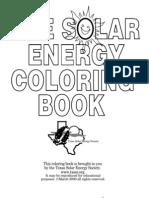 Carte de Colorat Solar
