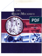 Manual Del Reloj Mecanico