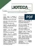 Relatório Novas Aquisições v. 4  n. 5  abr. 2011