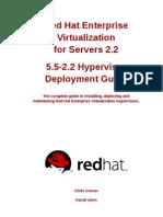 Red Hat Enterprise Virtualization for Servers-2.2-5.5-2.2 Hyper Visor Deployment Guide-En-US
