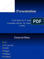 Department of Obstetrics and Gynecology Final Ppt