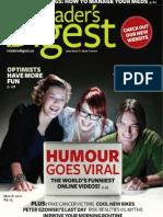 Readers Digest Canada 2011 03 Mar