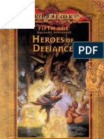 Dragon Lance - Heroes of Defiance