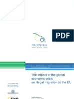 2009 - FRONTEX - The Impact of the Global Economic Crisi on Illegal Migration to the EU